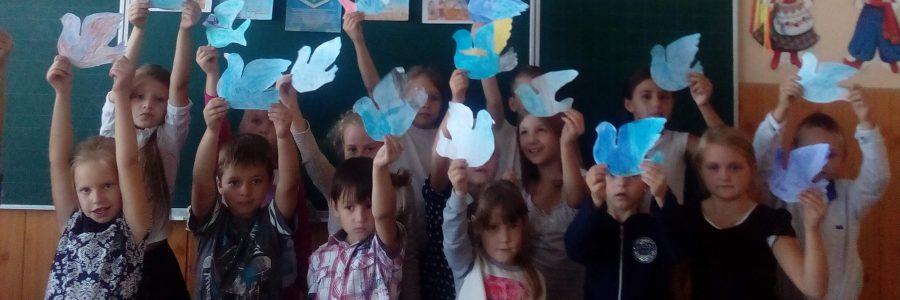 Ми за мир у всьому світі!