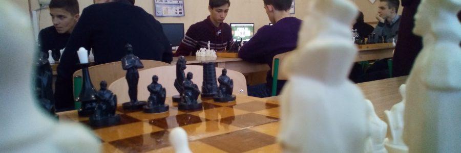 Маємо переможців шахового турніру імені Олександра Борисовича Рейнгольда