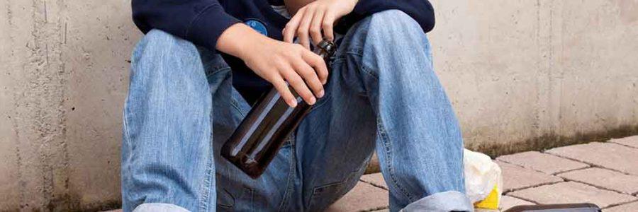 Дитяча безпритульність та бездоглядність