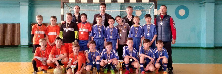 Команда команда Білозерської ЗОШ  №18 стала чемпіоном Донецької області з футзалу стала чемпіоном Донецької області з футзалу
