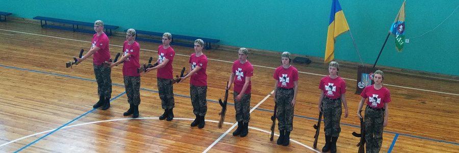 Рій «Отаман» посів ІІ місце у міському етапі військово-патріотичної гри «Сокіл» («Джура»)