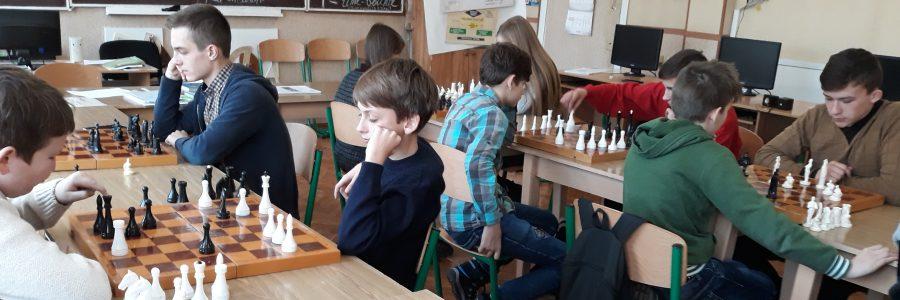Свято спортивних шахових перемог Білозерської ЗОШ № 18 стартує
