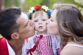 15 травня  –  міжнародний день сім'ї