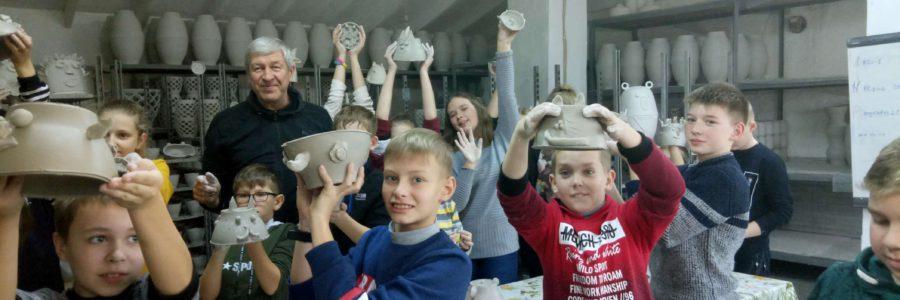 Екскурсія до Слов'янської керамічної фабрики