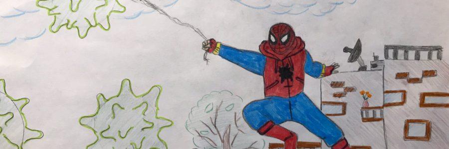 Перемога в конкурсі дитячих малюнків