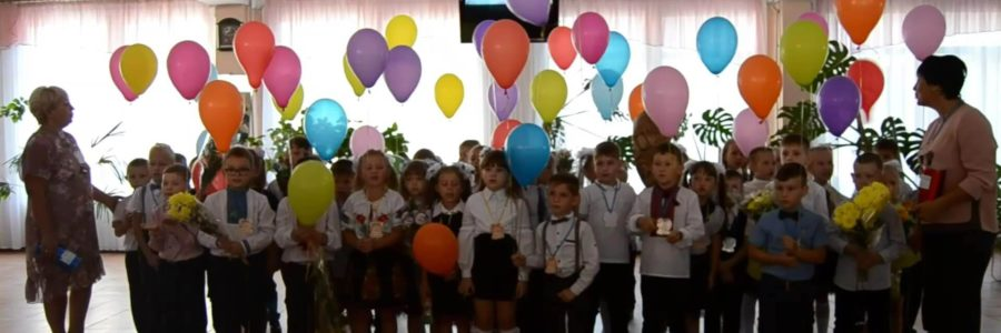 Учні взяли участь у челенджі